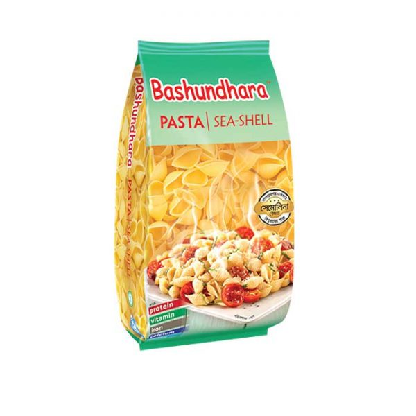 Bashundhara sea shell pasta