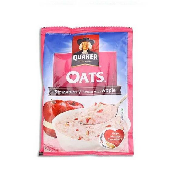 Quaker Oats Strawberry flavor 500gm