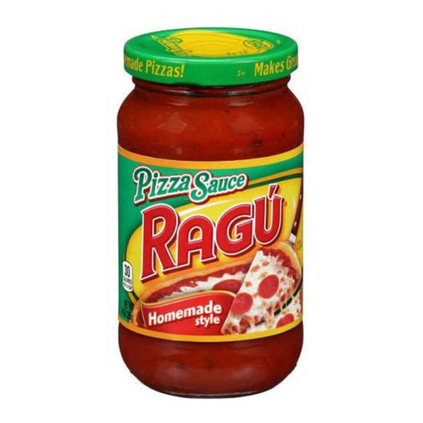 Ragu Pizza Sauce 396gm