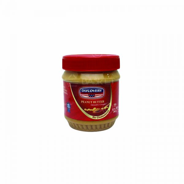 Discovery peanut butter