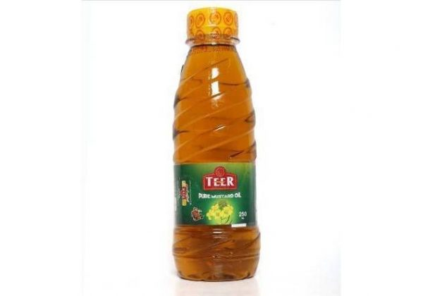 teer mustard oil 250ml