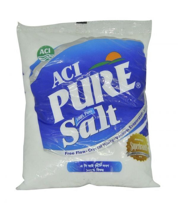 ACI Pure Salt (লবণ) 1kg price bd | Buy ACI Pure Salt online in Dhaka