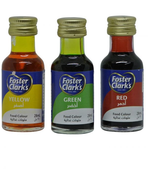 Foster Clark's Food Color 28ml   Food Color price in bd