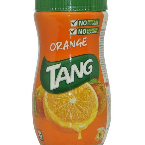 Tang Orange Drinking powder