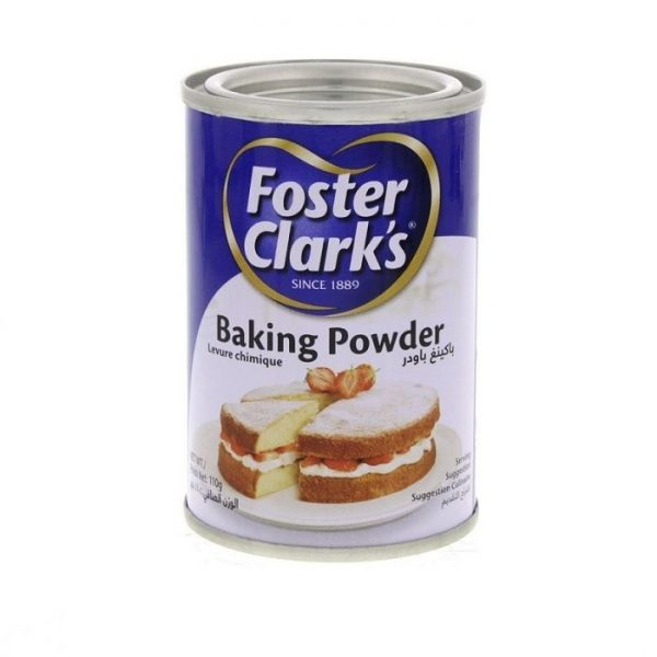 Foster Clarks' Baking Powder