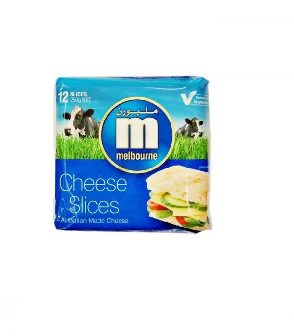 Melbourne Sliced Cheese