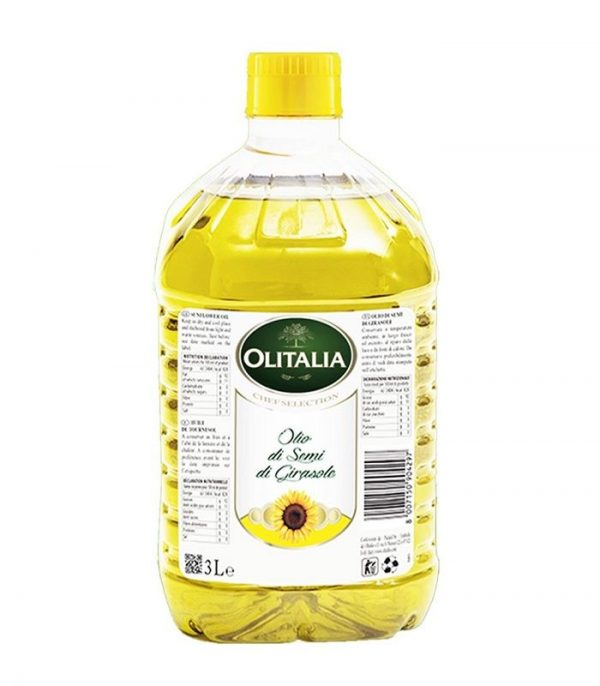 Olitalia Sunflower Oil 3ltr | buy sunflower oil online bd