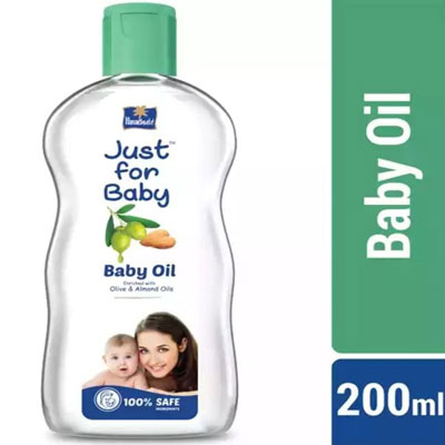Parachute Baby oil 200ml | Buy baby oil online Bangladesh