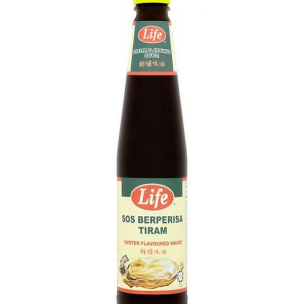 Life oyster flavour sauce