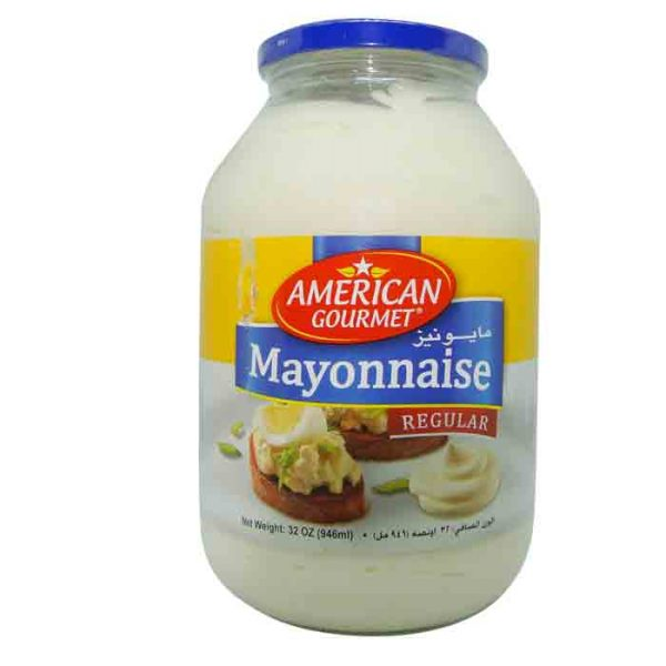 American Gourmet Mayonnaise 237ml | Buy Mayonnaise online in BD