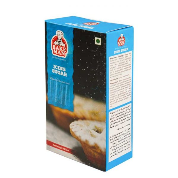 Bakeman Icing Sugar 100gm | Icing Sugar price in bd