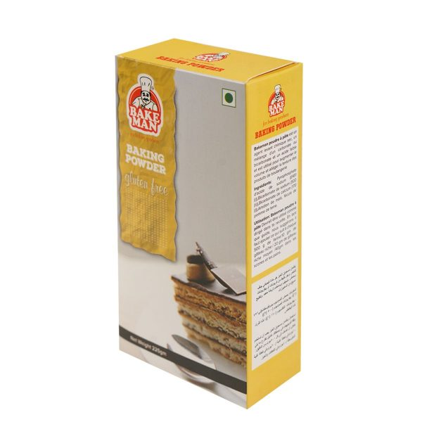 Bakeman Baking Powder 225gm | Baking powder price in bd
