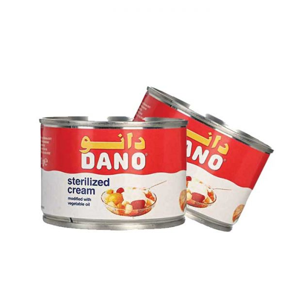 Dano Fresh Cream - Sterilized