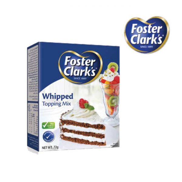 Foster Clark's Whipped Cream Powder | whip cream price in Bangladesh