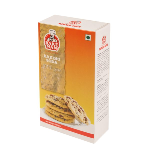 Bakeman Baking Soda 200gm