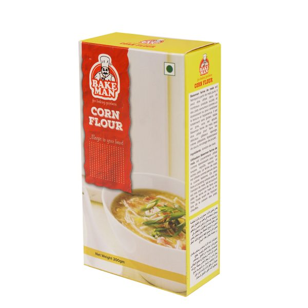 Bakeman Corn Flour 200gm | Corn Flour price in Bangladesh