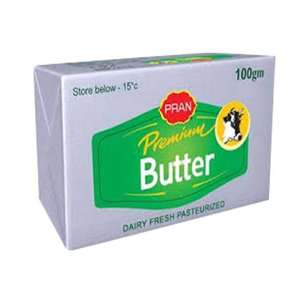 Pran-Butter-100gm