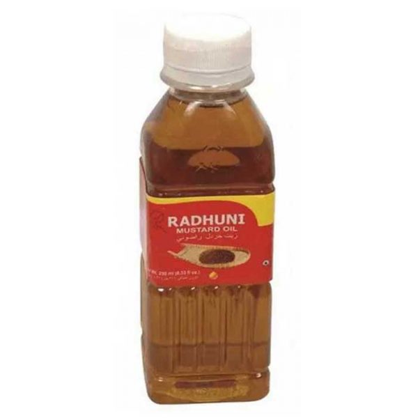 Radhuni-Pure-Mustard-Oil-250-ml