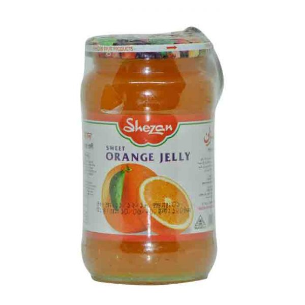 Shezan Orange Jelly 440gm | Jelly price in Bangladesh