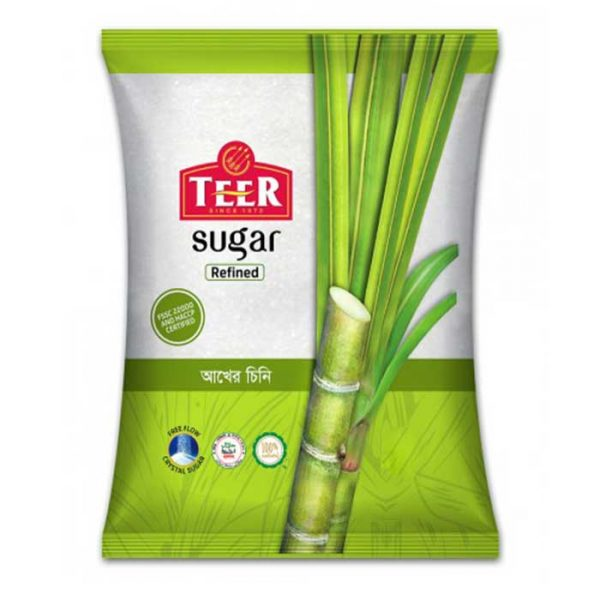 Teer-sugar-refined