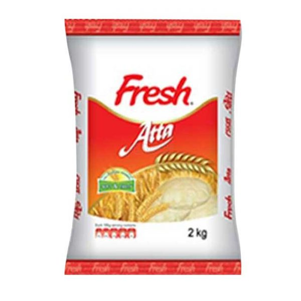 Fresh Atta 2kg| all-purpose flour price in Bangladesh