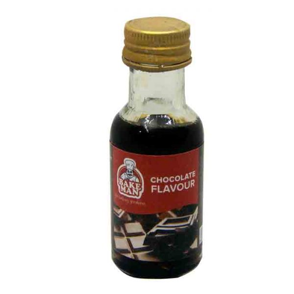 Bakeman Chocolate Flavor 28ml | Chocolate flavor price in bd