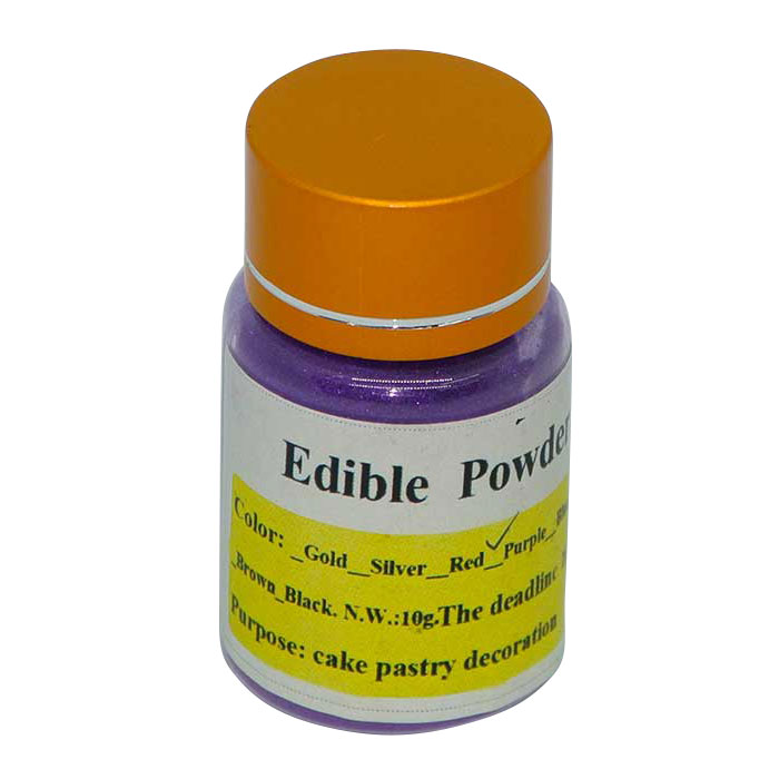 Edible-Powder-Purple-color