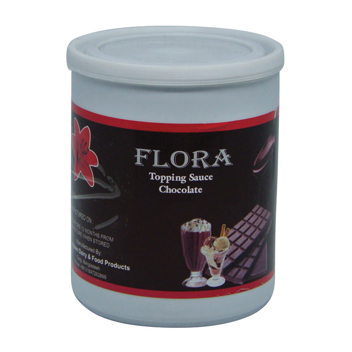 Flora-topping-sauce-chocolate 1kg