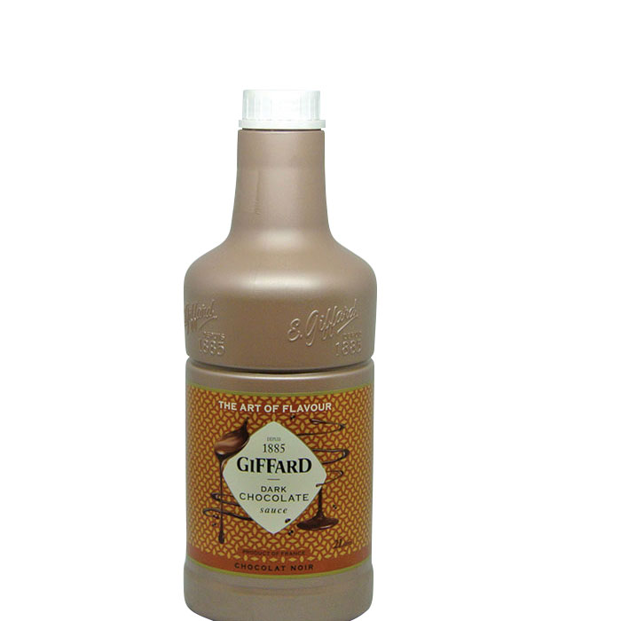 Giffard-Dark-Chocolate-sauce 2ltr