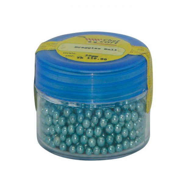 Pearl Blue Sprinkle for Cake Decorating price in BD