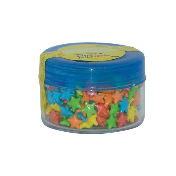 Rainbow Mini Star Sugar Sprinkles 40gm price in BD