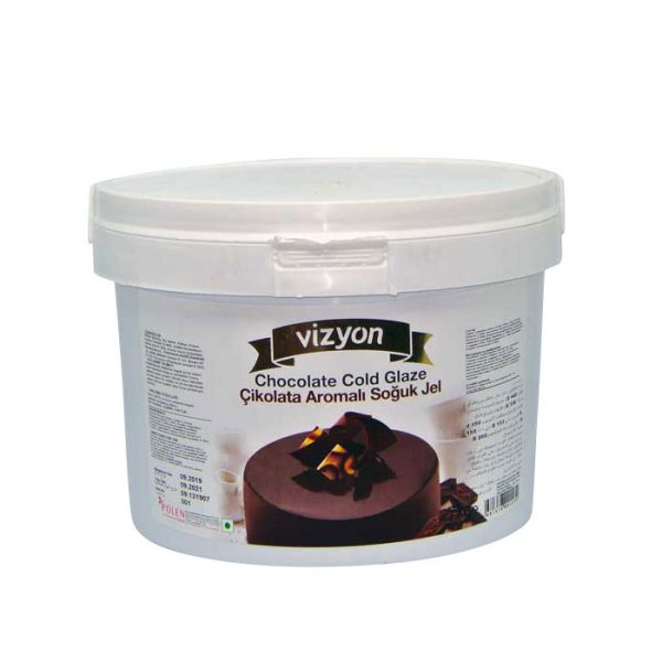 vizyon-chocolate-color-cold-galze