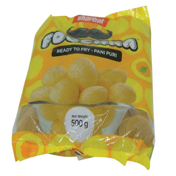 Foochka Ready to Fry (pani puri) 500gm | fuchka price bd