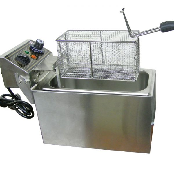S Electric Single Deep Fryer
