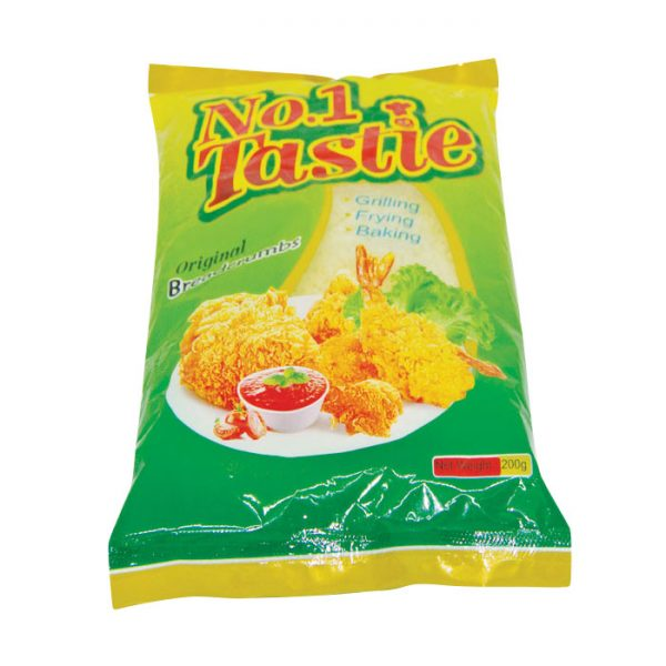 Tastie Bread crumbs white 200gm | bread crumb price in bd