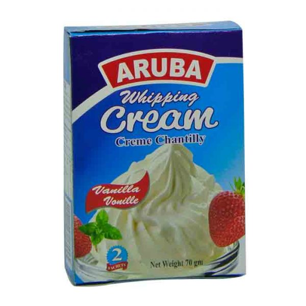 ARUBA Whipping Cream 70gm | whipping cream price bd