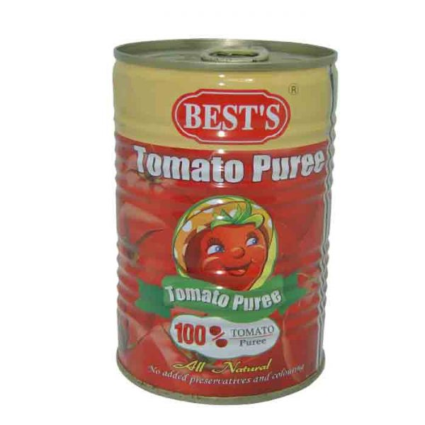 BEST'S Tomato Puree Paste 420gm | Tomato Puree price in bd