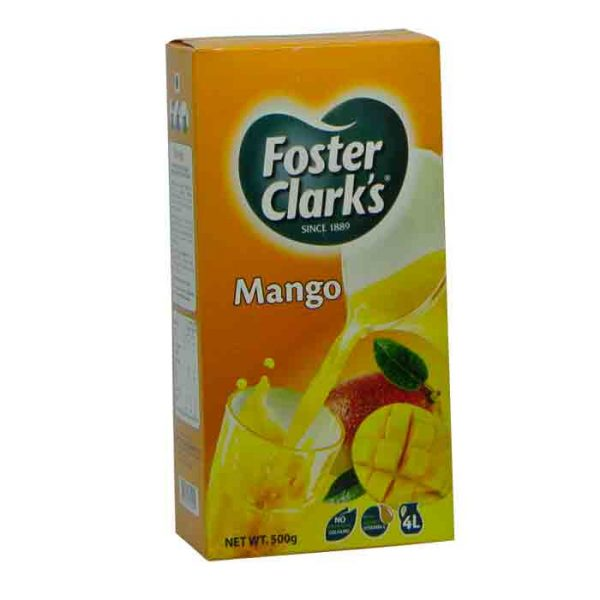 Foster Clark's Mango Drinking Powder 500gm