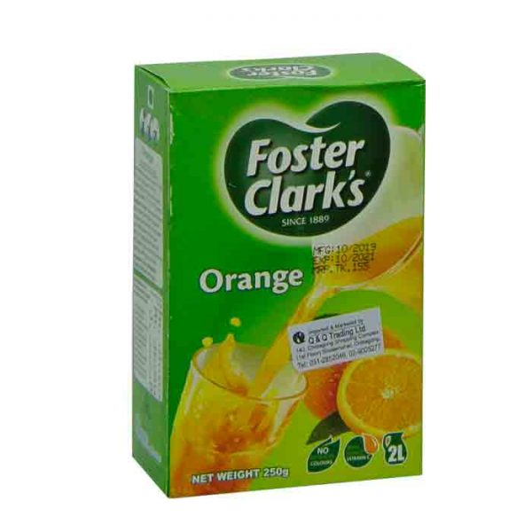 Foster Clark's Orange Powder 250gm | Orange Powder price