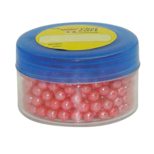 Glaze sprinkles Pearl-red-30gm