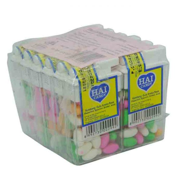 Hai Candy Assorted flavor Chocolate| candy price in BD