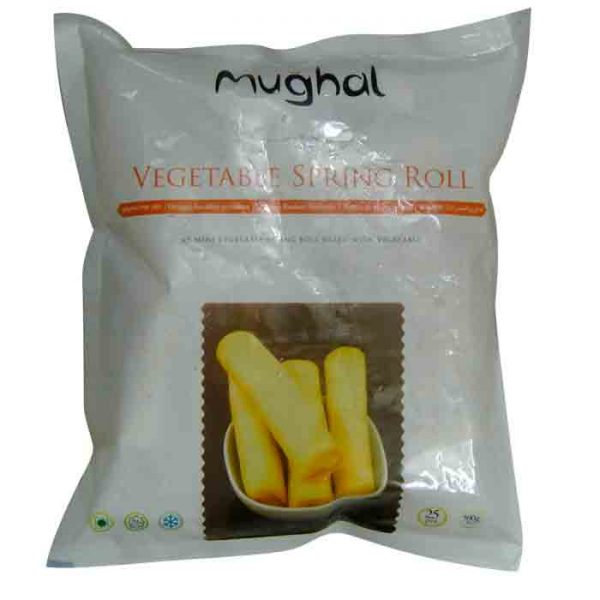 MUGHAL Vegetable Spring Roll 500gm | spring roll price