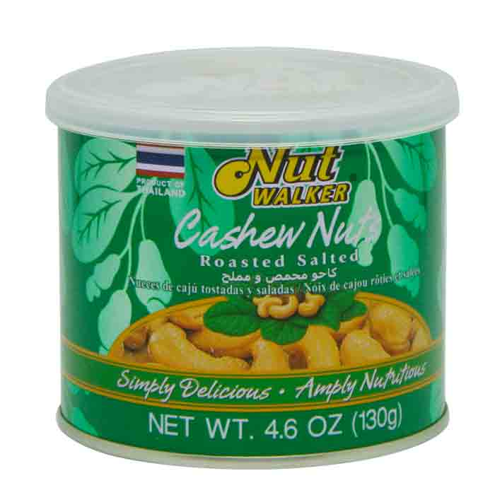 Nut Walker Cashew Nuts Roasted Salted 130gm