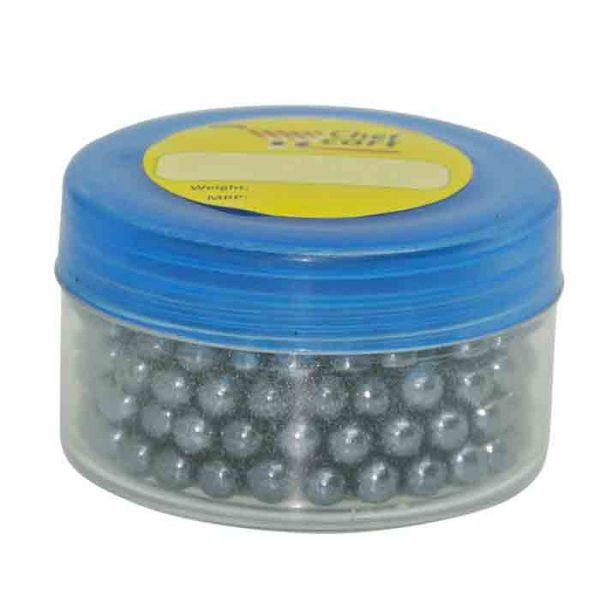 Pearl-glaze black-sprinkles 30gm