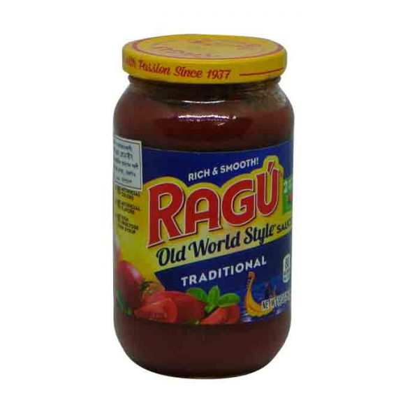 RAGU Traditional Pasta Sauce 396g | pasta sauce price in bd