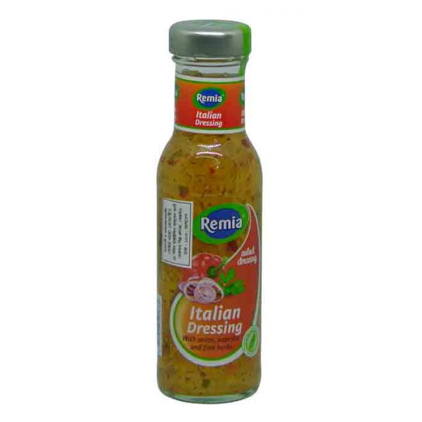 Remia Italian Salad Dressing 250gm | Italian Salad Dressing