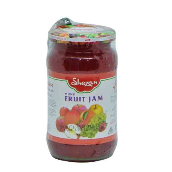Shezan Mixed Fruit Jam 440gm | Fruit Jam Price in BD
