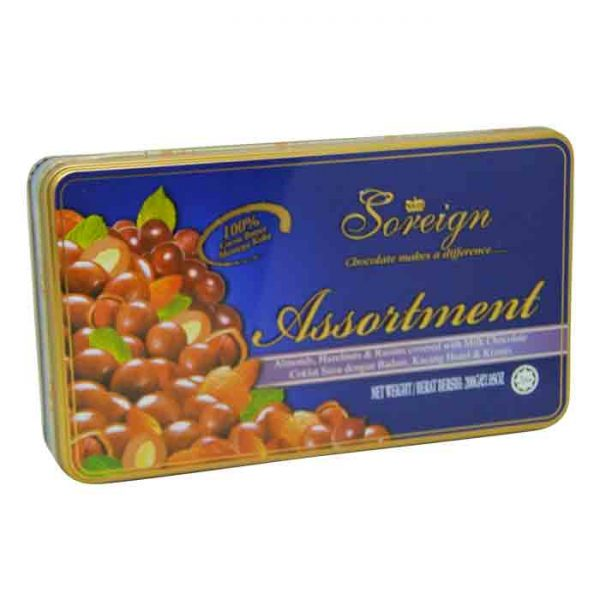 Soreign Assortment Chocolate 200gm | Chocolate price bd