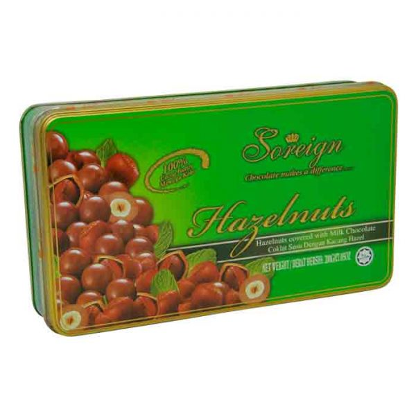 Hazelnuts Milk Chocolate 200gm | Hazelnut Chocolate price bd