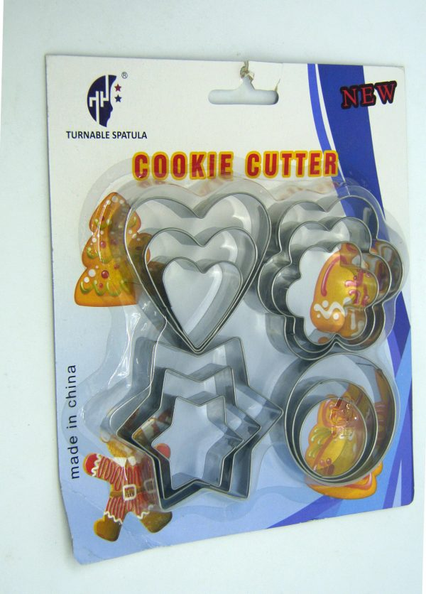 Cookie cutter dice set   buy Cookie cutter online bd